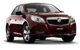 Car rental Holden Malibu