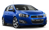 Car rental Holden Spark