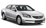 Car rental Honda Accord