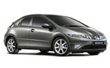Car rental Honda Civic