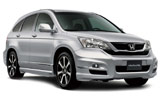 Car rental Honda CRV Diesel