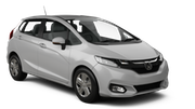 Car rental Honda Fit