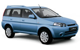 Car rental Honda HRV