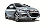 Car rental Honda Insight Hybrid