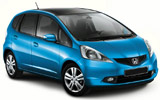 Car rental Honda Jazz