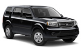 Car rental Honda Pilot
