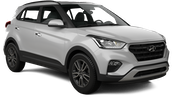 Car rental Hyundai Creta