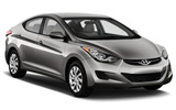 Car rental Hyundai Elantra