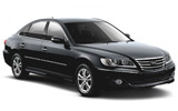 Car rental Hyundai Grandeur