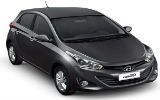 Car rental Hyundai  HB20
