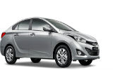 Car rental Hyundai HB20S