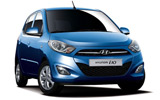 Car rental Hyundai i10