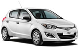 Car rental Hyundai i20 Diesel