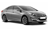 Car rental Hyundai i40