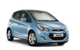Car rental Hyundai ix20
