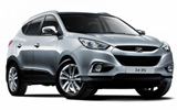 Car rental Hyundai iX35
