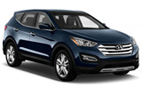 Car rental Hyundai Santa Fe