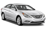 Car rental Hyundai Sonata