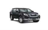 Car rental Isuzu MU-X
