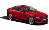 Car rental Jaguar XE