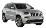 Car rental Jeep Cherokee