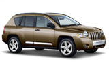 Car rental Jeep Compass