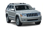 Car rental Jeep Grand Cherokee