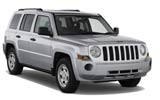 Car rental Jeep Patriot