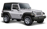 Car rental Jeep Wrangler