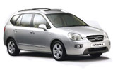 Car rental Kia Carens
