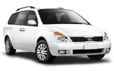 Car rental Kia Carnival