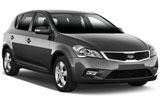 Car rental Kia Ceed