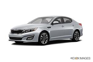 Car rental Kia Optima