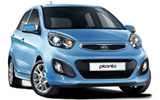 Car rental Kia Picanto