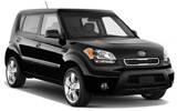 Car rental Kia Soul