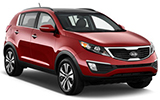 Car rental Kia  Sportage