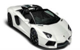 Car rental Lamborghini Aventador Roadster