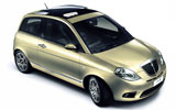 Car rental Lancia Ypsilon