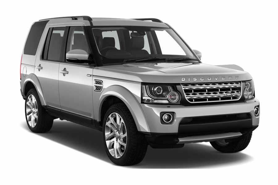 Car rental Land Rover Discovery