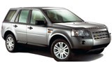 Car rental Land Rover Freelander
