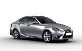 Car rental Lexus IS300H Hybrid
