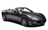 Car rental Maserati Gran Turismo Convertible