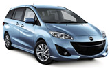 Car rental Mazda 5 Premacy 4WD