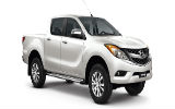 Car rental Mazda BT50