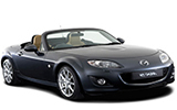 Car rental Mazda MX-5