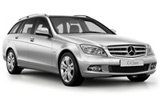 Car rental Mercedes C Class Estate