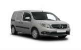 Car rental Mercedes Citan