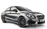 Car rental Mercedes CLA Diesel
