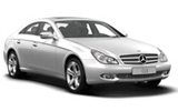 Car rental Mercedes CLS