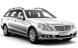 Car rental Mercedes E Class Estate